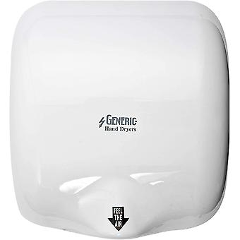 Bremmer Generic Turbo Hand Dryer | High Velocity Low Energy Eco Friendly Electric Dryer | Electric