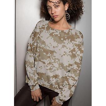 Army camo sublimation sweatshirt