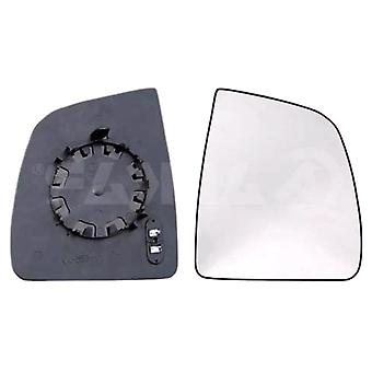 Høyre fører side side speil øvre glass (oppvarmet), lett å passe