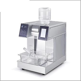 Schneeflocke Eis Schnee kegeln Maker Ice Crusher Kommerzielle Edelstahl Maschine