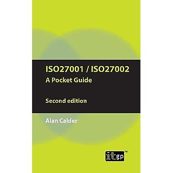 ISO27001ISO27002 a Pocket Guide  Second Edition 2013