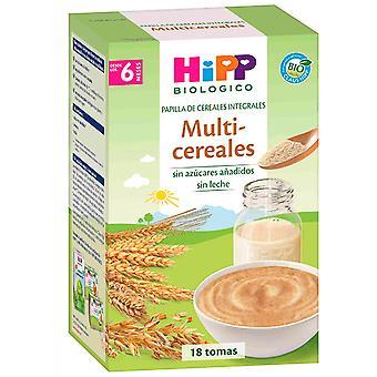 Hipp Multi Cereal Biological Porridge 6m + 400 gr