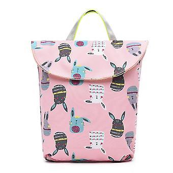 Multifunctional Baby Diaper Bags, Reusable, Waterproof, Organizer Portable, Big