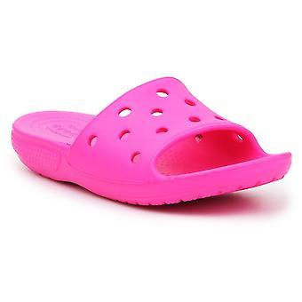 Crocs Classic Slide 2063966QQ universal todos os anos sapatos infantis