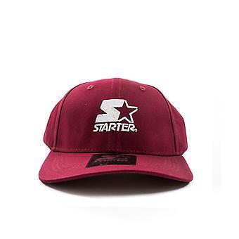 Unissex starter pai chapéu borgonha st0016
