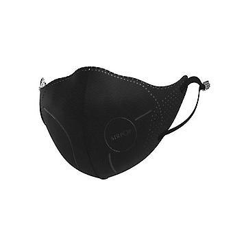 Máscara facial higiênica AirPop Preto Reusable