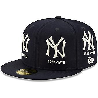 עידן חדש 59Fifty מצויד כובע - קופרסטאון ניו יורק יאנקיז