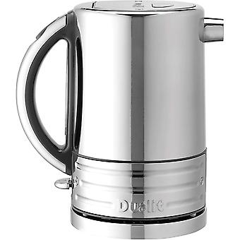 Gerui Architect Kettle   1.5 Litre 2.3 KW Stainless Steel Kettle With Grey Trim   Rapid Boil and Patented