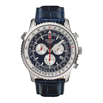 Swiss Alpine Military 7078.9535SAM Men's Watch Chronograph
