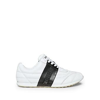 Bikkembergs - Shoes - Sneakers - BARTHEL-B4BKM0111-100 - Men - white,black - EU 44