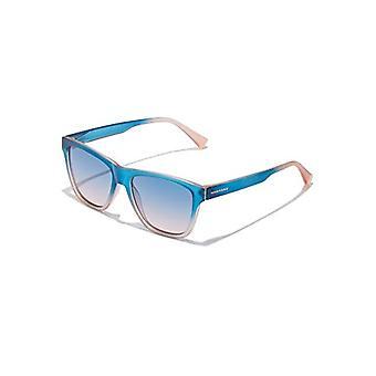 Hawkers Sunrise One LS Sunglasses, TR18 UV400 Occhiali, Blue To Pink, 49 Unisex-Adulto