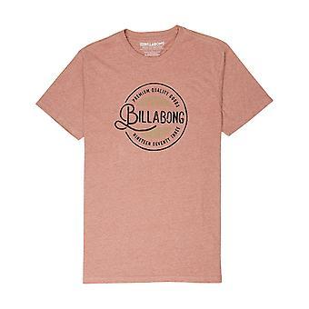 Camiseta de manga corta Billabong Plaza en Hazel