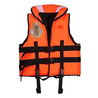 Blusea Children Life Jacket Vest Kayaking Boating Swimming Safety Jacket Waistcoat 77lbs Capacity for Kids