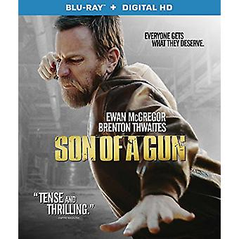 Son of a Gun [BLU-RAY] USA import