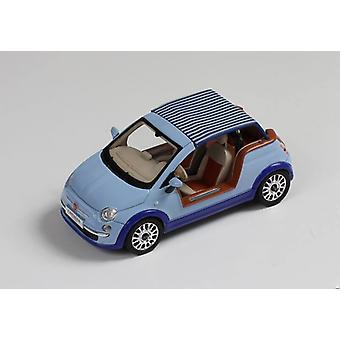 Fiat 500 Tender Two (Castagna Milano - 2008) Resin Model Car