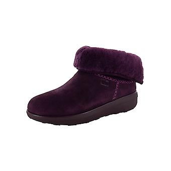 Fitflop Mujer Mukluk Shorty 2 Slip On Boot Shoes