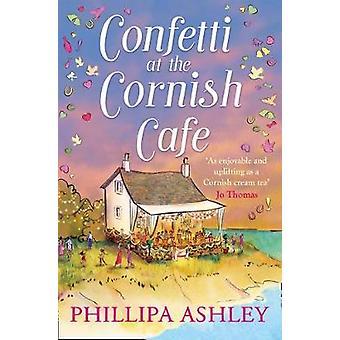 Konfetti im Cornish Cafe