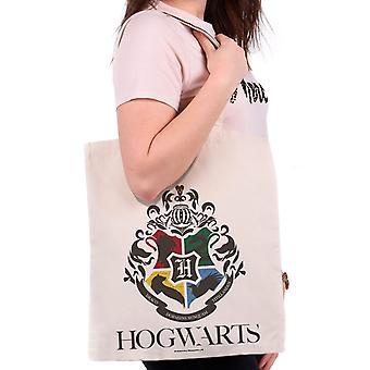 Harry Potter  Hogwarts Colour Tote Bag