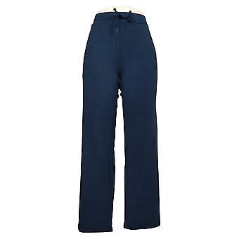 Cuddl Duds Women's Ultra Soft Comfort Lounge Pants Blue A302322