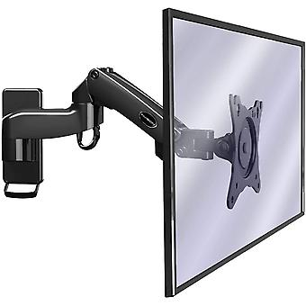 HanFei Monitor Arm Wall Mount Bracket for PC Monitor TV - To Fit Screens 17 to 27 inch, Ergonomic