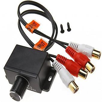 Universal Car Automobile Home Audio Amplifier Bass