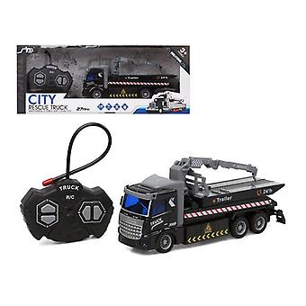 Radio-controlled Truck City Rescue Black