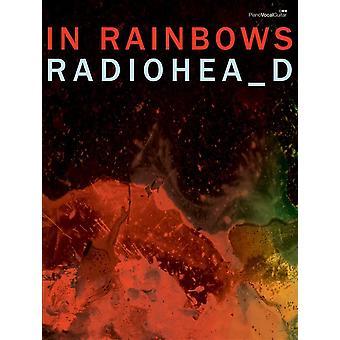 Radiohead: I regnbågar