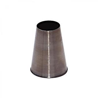 De Buyer Plain Sleeve - Edelstahl - Durchmesser: 22 mm