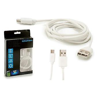 USB-oplaadkabel Grundig