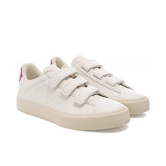Veja Women's Leather Velcro Trainers