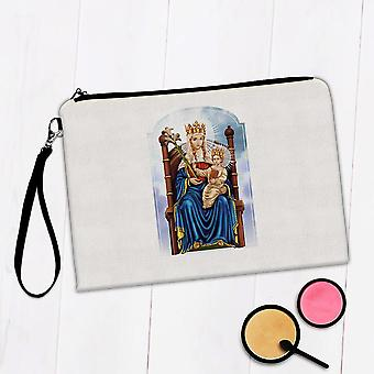 Gift Makeup Bag: Our Lady Of Walsingham Catholic