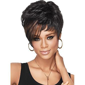 Fashionable Short Wavy Wig For Women