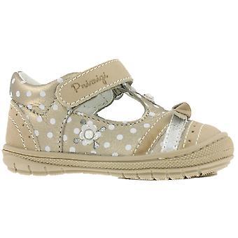 Primigi Girls PBD7067 T-bar Shoes Gold