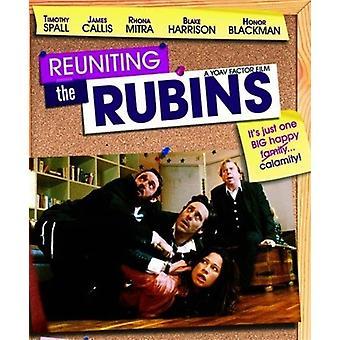 Wiedervereinigung des Rubins [Blu-Ray] USA Imports
