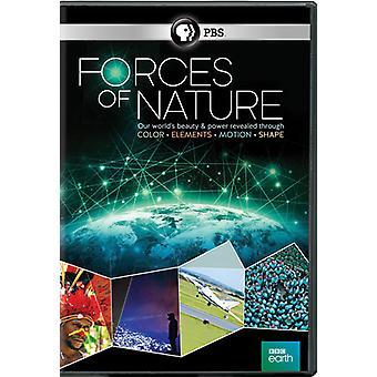 Kräfte der Natur [DVD] USA importieren