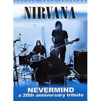 Nirvana-Nevermind: A 20th Anniversary Tribute [DVD] USA import
