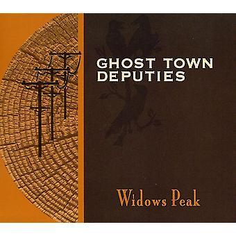 Spookstad afgevaardigden - Widows Peak [CD] USA importeren