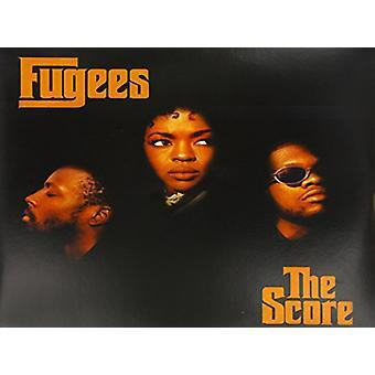 Fugees - Poäng [Vinyl] USA import