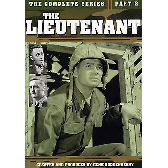Lieutenant - luitenant-Complete reeks Pt. 2 [DVD] USA import