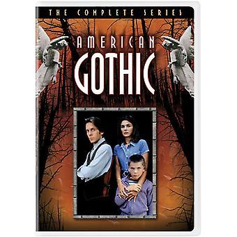 Amercain gótico: La serie completa [DVD] los E.e.u.u. la importación