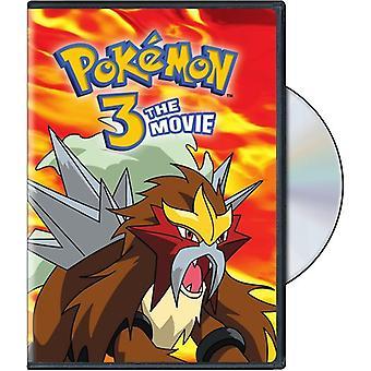 Pokemon the Movie 3: Spell of the Unown [DVD] USA import