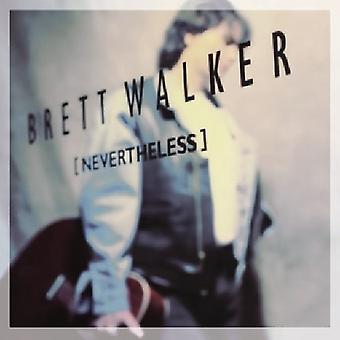 Brett Walker - Neverless [CD] USA import