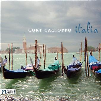 C. Cacioppo - Curt Cacioppo: Italia [CD] USA import