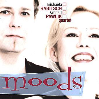 Rabitsch / Pawlik - Moods [CD] USA import