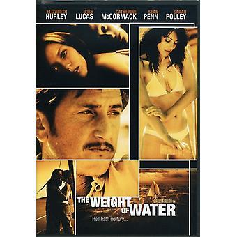 Peso di importazione USA acqua [DVD]