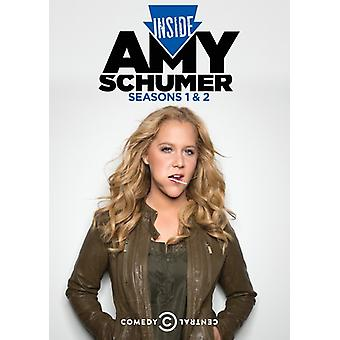 Inside Amy Schumer: Seasons One & Two [DVD] USA import