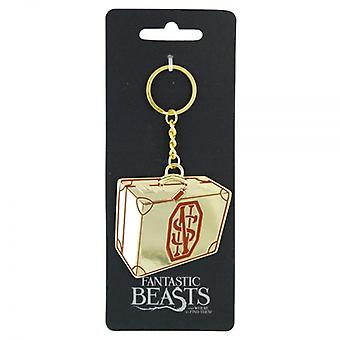 Fantastic Beasts Fantastic Beasts And Where To Find Them Suitcase Keyring
