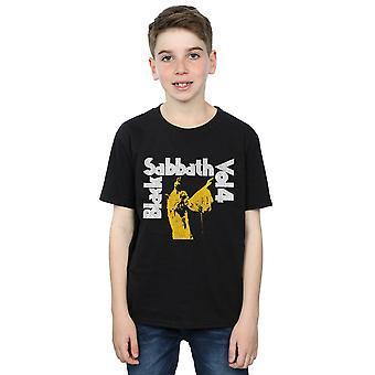 Black Sabbath Boys Vol. 4 T-paita