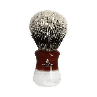 Vie-Long Classic Silver Tip 24mm Shaving Brush