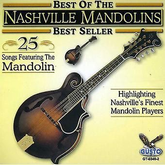 Nashville Mandolins - Best of-25 Songs [CD] USA import